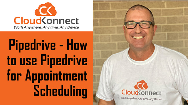 Pipedrive – How to use Pipedrive for Appointment Scheduling